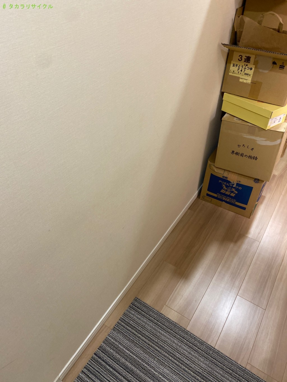 【京都市中京区壬生神明町】ドレッサー・ベッドの回収のご依頼者さま
